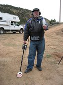 Glorieta Expeditions - Mike Martinez geared up and ready to hunt.