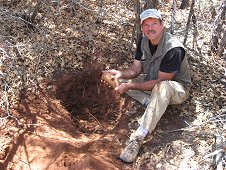 Glorieta Expeditions - ...Turned out to be just an old sledgehammer head!