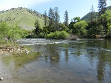 Sutter's Mill Expedition - The American River - View 1
