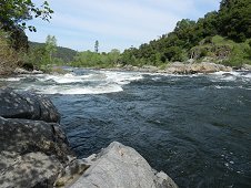 Sutter's Mill Expedition - The American River - View 2